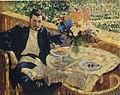 V.M.Lobanov by A.M. Gerasimov (1913, Michurinsk museum).jpg