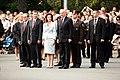 V. Dombrovskis piedalās Latvijas neatkarības de facto atjaunošanas 20. gadadienas pasākumos (6065414167).jpg