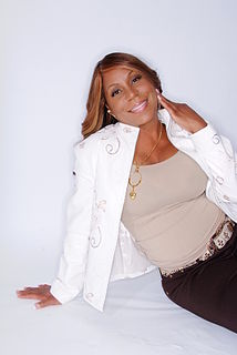Vickie Stringer American writer