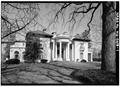 VIEW OF EAST ELEVATION - Villa Lewaro, North Broadway, Irvington, Westchester County, NY HABS NY,60-IRV,5-1.tif