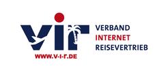 Logo Verband Internet Reisevertrieb e. V. (VIR)