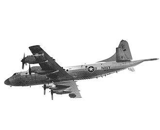 VP-11 - VP-11 Harpoon-armed P-3C c.1988