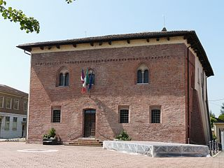 Valmacca Comune in Piedmont, Italy