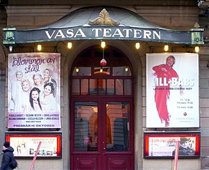 Vasateatern - Vasateatern