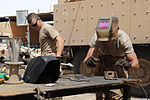 Vehicle Repair in Baghdad, Iraq DVIDS166067.jpg