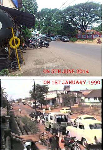 Vengara, Malappuram district - Vengara Now and Then