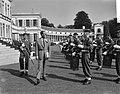 Verjaardag Prins Bernhard . Defile. Tambourscorps, Bestanddeelnr 912-6638.jpg