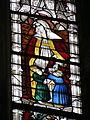 """Verrière des """"3 Marie"""" - Marie Cléophas Notre-Dame, Évreux.JPG"""
