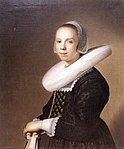 Verspronck, Johannes Cornelisz. - Portrait of a Bride - 1640.jpg