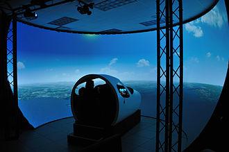 Civil Aerospace Medical Institute - Very Light Jet Simulator