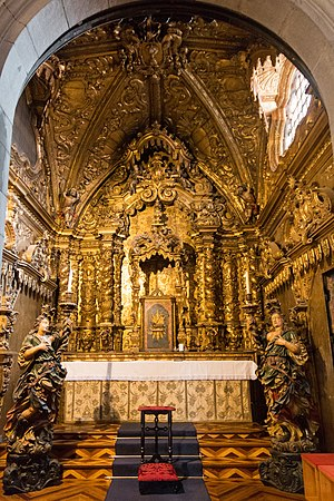 Cathedral of St. Mary the Great, Viana do Castelo - Internal view