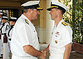 Vice Adm. George Karamalikis & Rear Adm. John Richardson.jpg