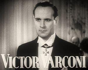 Victor Varconi - Varconi in trailer for Roberta (1935)