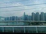 View from Airport Express near Kowloon station 01.jpg