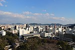 View from Kochi Castle Keep Tower 20170122-1.jpg