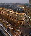 View from the roof of Galeries Lafayette, January 31, 2012.jpg