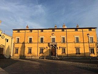 Castello di San Michele in Teverina Castle in Lazio