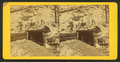 View of an opening to a mine, from Robert N. Dennis collection of stereoscopic views.png