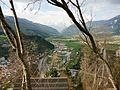 View to Thusis, Blick auf Thusis - panoramio.jpg