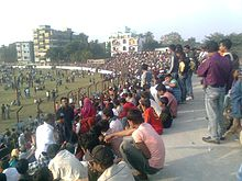 Viewers At Niaz Mohammad Stadium.jpg