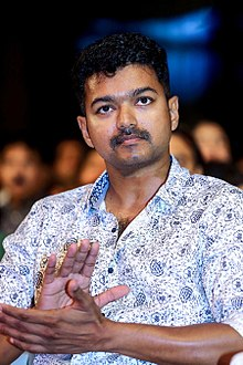 Vijay at Puli Audio Launch.jpg