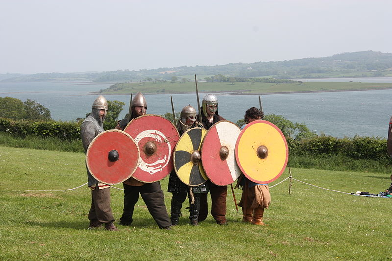:Viking Festival, Delamont County Park, June 2012