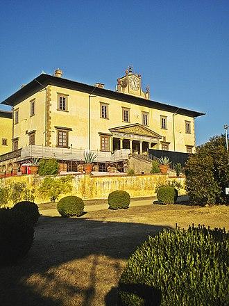 Poggio a Caiano - Medici villa in Poggio a Caiano