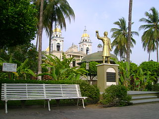 Municipal seat and city in Colima, Mexico