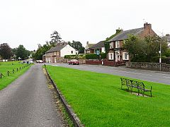 Village green, Scotby (geograph 2622923).jpg