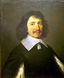 Portrait de Vincent Voiture par Philippe de Champaigne