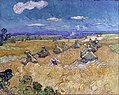 Vincent van Gogh - Wheat Fields with Reaper, Auvers - Google Art Project.jpg