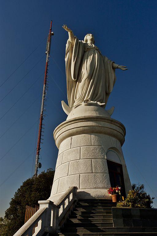 Virgen del San Cristobal