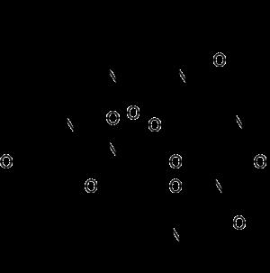 Virginiamycin S1 - Image: Virginiamycin S1