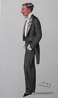 George Montagu, 8th Duke of Manchester British politician