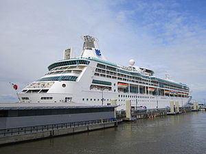 Vision of the Seas at Liverpool Cruise Terminal, 2012-05-17 (3).JPG