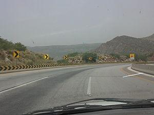 M2 motorway (Pakistan)