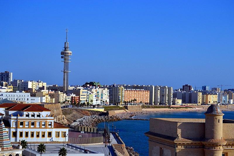 Pontos de interesse de Cádiz