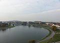 Vistula River from Wawel Cathedral (8125506935).jpg