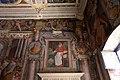 Viterbo, palazzo dei priori, sala regia o erculea, con affreschi di baldassarre croce, 09 Raniero Capocci.jpg