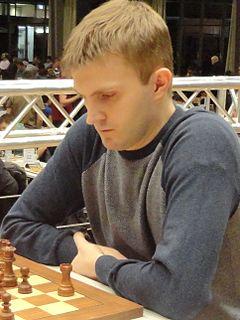 Nikita Vitiugov Russian chess player