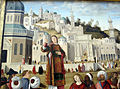 Vittore carpaccio, predica di s. stefano a gerusalemme, da scuola di s. stefano a ve, 1514 ca. 02.JPG