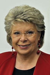 Viviane Reding Luxembourgish politician, EU Commissioner, Bertelsmann Stiftung Board member