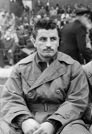 Vladimir Beara - Vladimir Beara in 1953