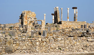 Volubilis - distance shot