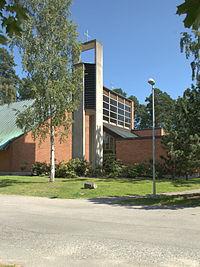 Vuosaaren kirkko 2014.jpg