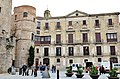 WLM14ES - Palau del Bisbe, Barcelona, Barri Gòtic - MARIA ROSA FERRE.jpg