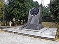 W hołdzie poległym pod Lenino żołnierzom I-Dywizji Piechoty im Tadeusza Kościuszki - 12-13 X 1843 - Cmentarz Wojskowy na Powązkach (172).JPG