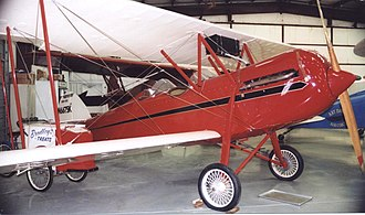 Waco Aircraft Company - Waco GXE (Model 10) of 1928 with Curtiss OX-5 engine