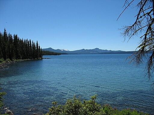 Waldo Lake