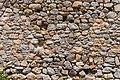 Wall texture, Karababa castle, Chalkida, Greece.jpg